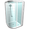 Clean Modern Shower/Toilet Ablution Facility